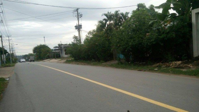 Đất chợ Tân Phước Khánh cực đẹp, cực rẻ, chỉ 300tr/nền Sổ Riêng Thổ Cư 100%