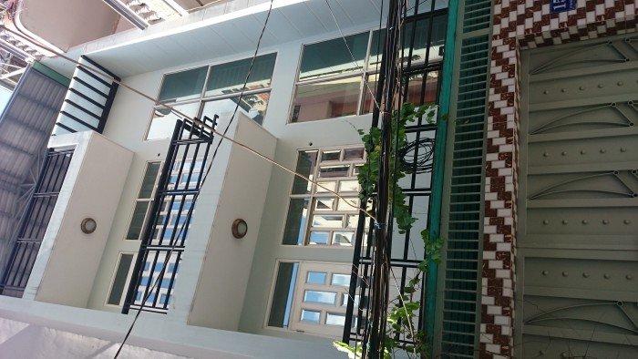 Nhà bán HXH Lê Văn Huân, P.13, TB 3 tầng, 5,2x7,5m, nhà mới 3,850 tỷ