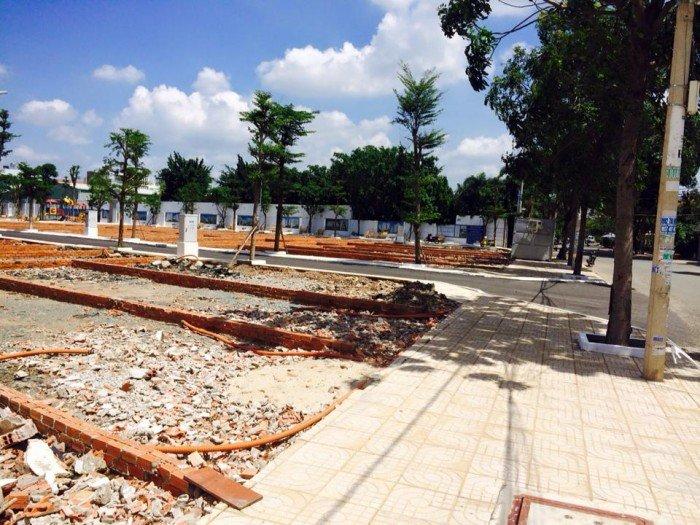 Đất Nền Mặt Tiền Tân Phú-HCM