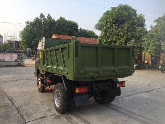 Xe ben DongSung 3.48 tấn 1 cầu thùng 2.7 mét 1