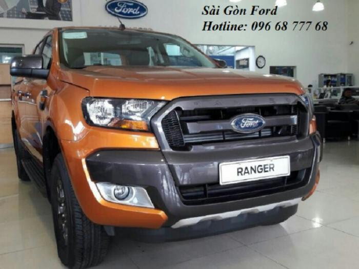 [1] Giá xe Ford Ranger XLS AT 2018, giá xe Ford Ranger 2019 mới nhất