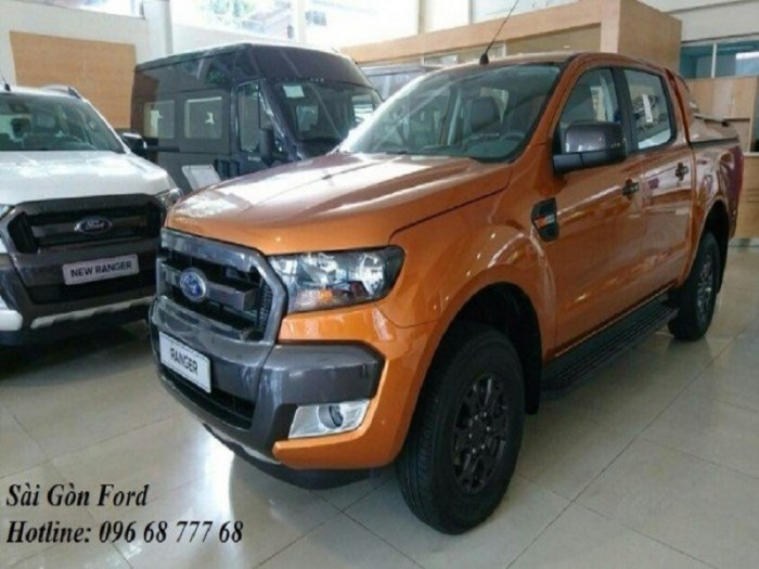 [3] Giá xe Ford Ranger XLS AT 2018, giá xe Ford Ranger 2019 mới nhất
