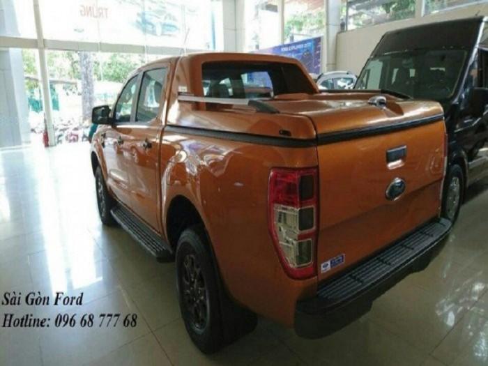[5] Giá xe Ford Ranger XLS AT 2018, giá xe Ford Ranger 2019 mới nhất