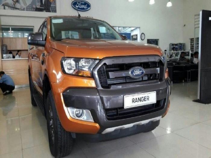 [8] Giá xe Ford Ranger XLS AT 2018, giá xe Ford Ranger 2019 mới nhất