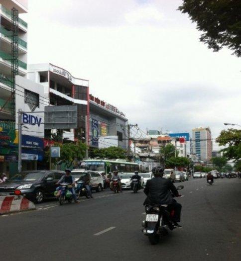 Bán tòa nhà mặt tiền Nguyễn Thị Minh Khai, P. ĐaKao, Quận 1, H + 7L