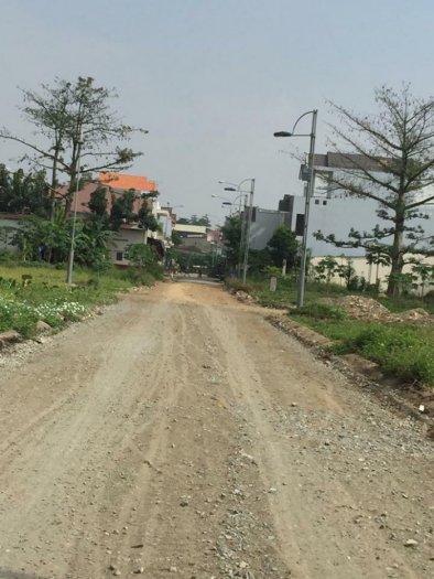 Mở bán dự án bửu Hòa sau cổng công ty ponchen.