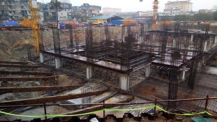 Bán căn hộ Thống Nhất Complex, diện tích 122m2 giá 28.5tr/m2