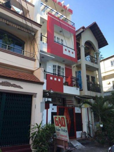 Bán nhà đẹp đường Thích Quảng Đức, Q.PNhuận, 4,55x21m, giá 9,7 tỷ