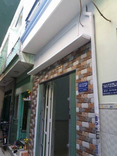 Bán nhà đường huỳnh văn nghệ,p12 Gò Vấp,SHR,giá 9.9 triệu