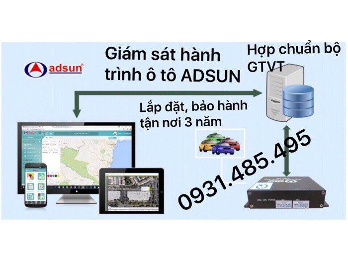 Lắp thiết bị giám sát hành trình tại Biên Hoà
