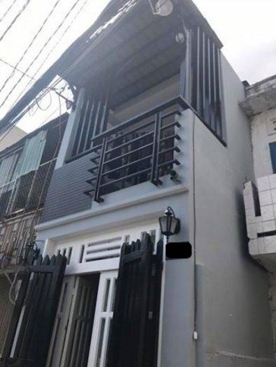 Bán nhà hẻm Nguyễn Văn Đậu P11 2ty25