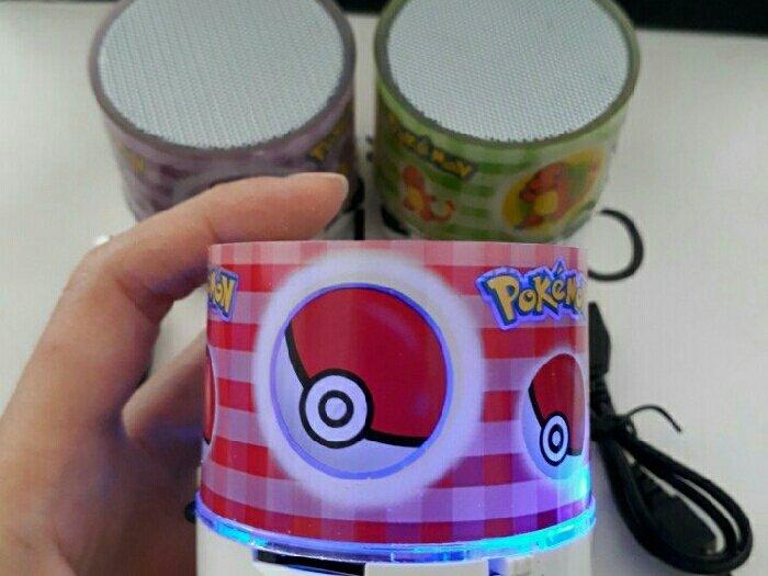 Loa bluetool pokemon