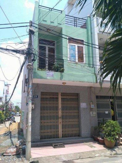 Bán Nhà MT đường số 6, P.Tân Tạo , Q.Bình Tân