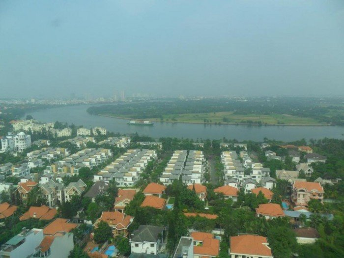Cần bán căn hộ Vista có ban công, view sông, dt 160m, 3pn view sông