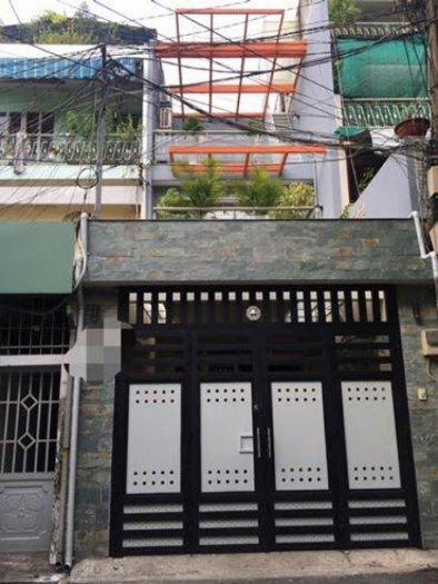 Bán nhà đẹp đường Phan Đăng Lưu, Q.PNhuận, 4,2x25m, giá 10,2 tỷ