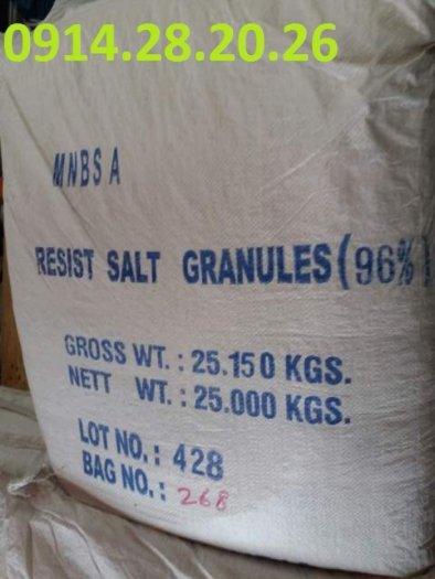 Bán MNBSA C6H4NNaO5S-Nitrobenzenesulfonic-Acid-Sodium-Salt-resist salt granules2