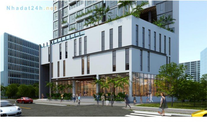 Sở hưu ngay căn hộ trung tâm quận bình thạnh giáp dự án Richmoond City ,giá chỉ 1,5ty