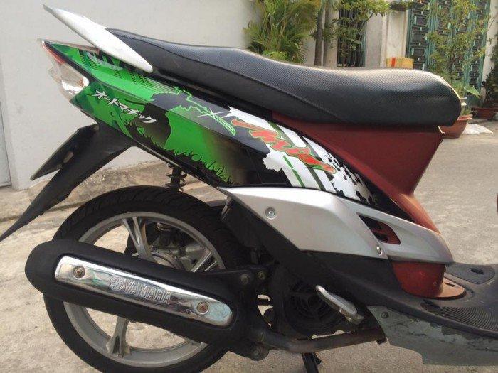 Yamaha Mio Utimo 125cc,BSTP,màu đỏ đen