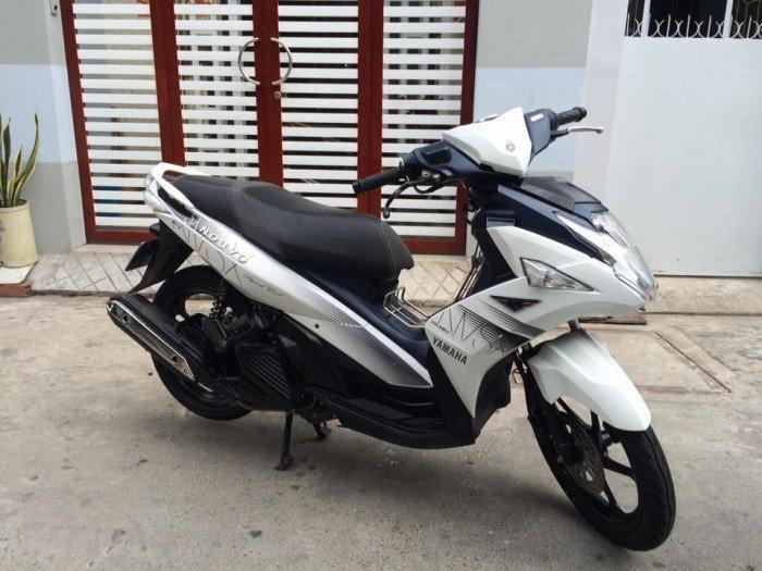 Yamaha Nouvo 6 SX 2k15, zin , ngay chủ,xe như xe mới 4