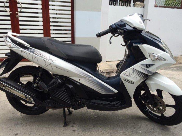 Yamaha Nouvo 6 SX 2k15, zin , ngay chủ,xe như xe mới 5