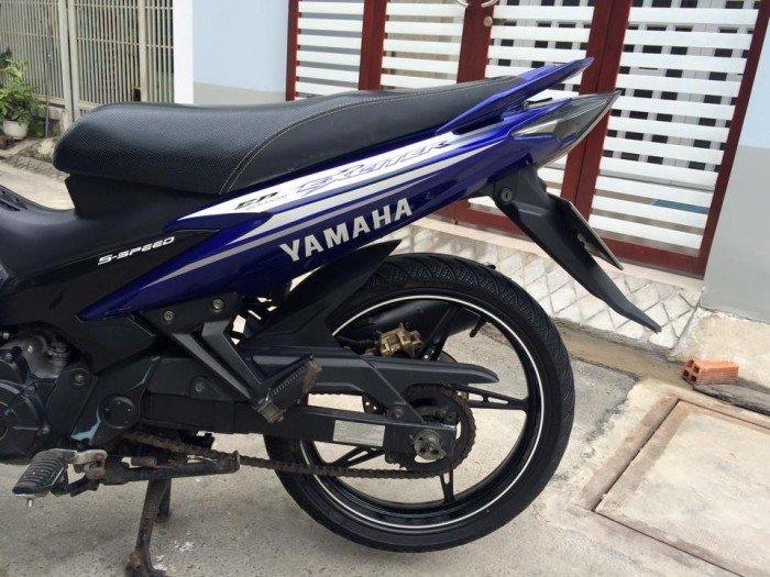 Mình cần bán 1 chiếc xe yamaha Exciter 135cc GP, zin nguyên thuỷ 2