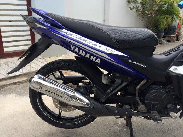 Mình cần bán 1 chiếc xe yamaha Exciter 135cc GP, zin nguyên thuỷ 6