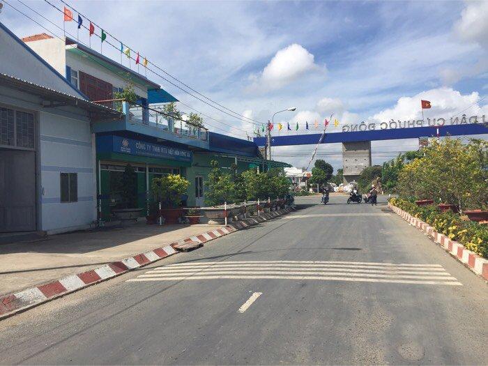 Đất nền Cảng Quốc Tế Nam Sài Gòn