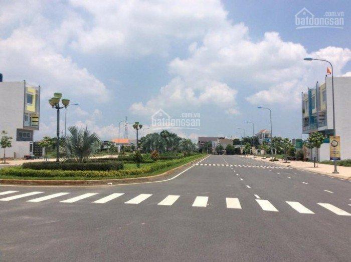 Đất đầu tư thành phố Tân An, vị trí đắc địa độc tôn,view sông giá 320triệu/nền.