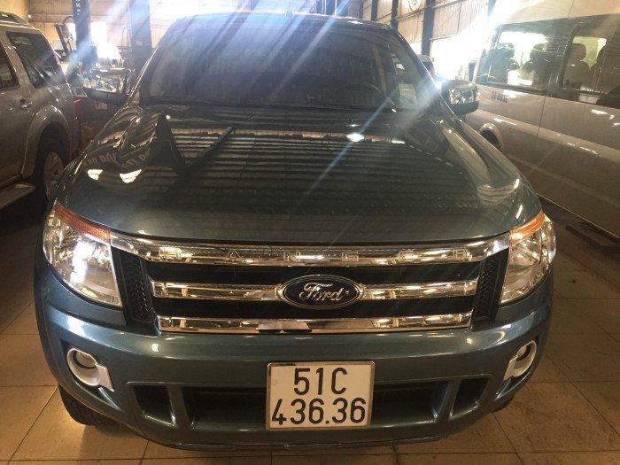 Bán Ford Ranger XLT sx 2014,canopy