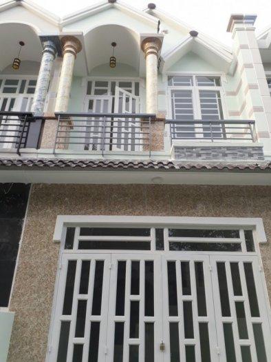 Bán nhà Hà Huy Giáp DT 4x20m. gần UB phường Thạnh Lộc, Q12 đường 7m