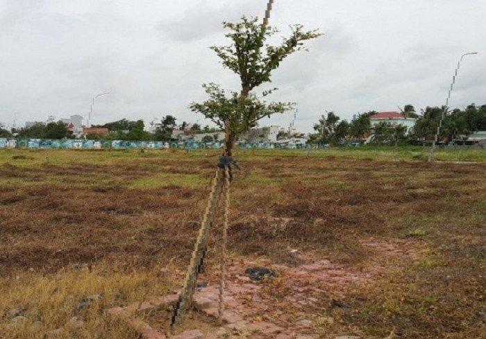 Bán đất Hóc Môn 95m2, đường 16m, số 45 Nguyễn Văn Bứa, shr