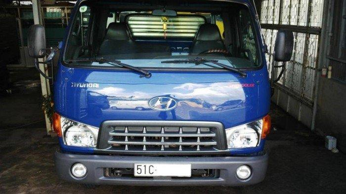 Hyundai HD65 sản xuất năm 2012 Số tay (số sàn) Xe tải động cơ Xăng