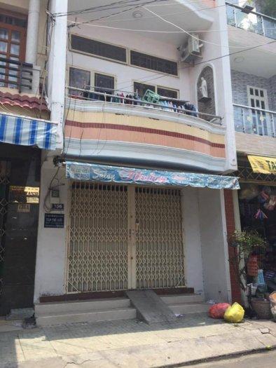 Bán Nhà MT đường Khiếu Năng Tĩnh, P. An Lạc A , Q.Bình Tân