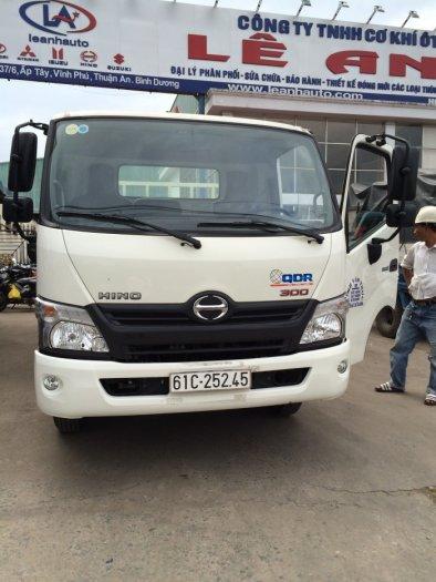 Hino 700 Series (HDT) sản xuất năm 2016 Số tay (số sàn) Xe tải động cơ Dầu diesel