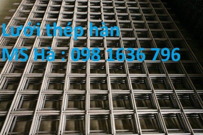 Lưới xây dựng - lưới thép hàn - lưới thép hình thoi - lưới B40 giá ưu đãi nhất4