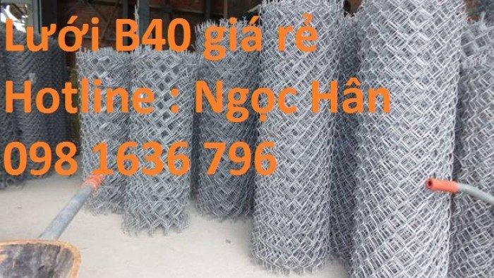 Lưới xây dựng - lưới thép hàn - lưới thép hình thoi - lưới B40 giá ưu đãi nhất5