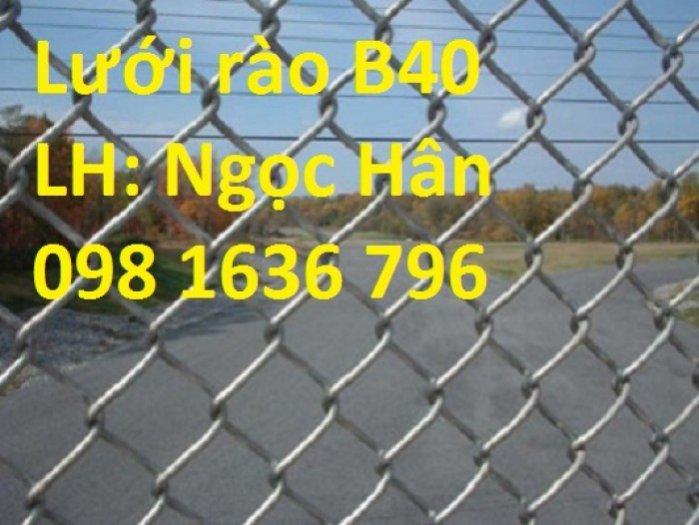 Lưới xây dựng - lưới thép hàn - lưới thép hình thoi - lưới B40 giá ưu đãi nhất16