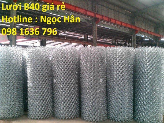 Lưới xây dựng - lưới thép hàn - lưới thép hình thoi - lưới B40 giá ưu đãi nhất8