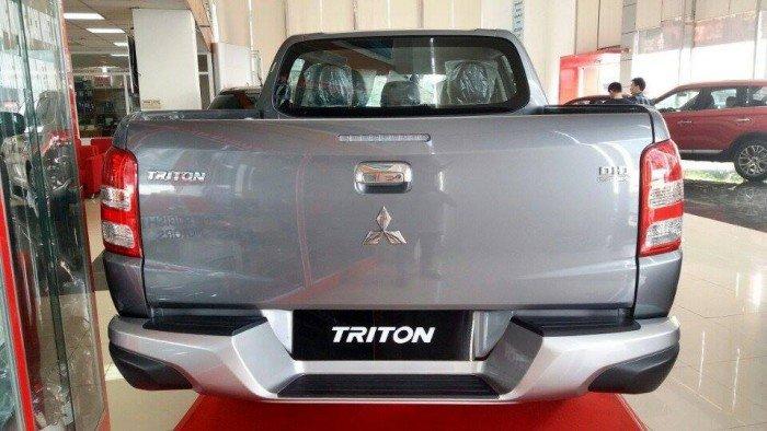 Mitsubishi Triton sản xuất năm 2016 Số tự động Dầu diesel