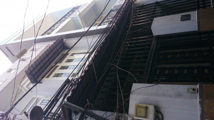 Bán nhà HXH Tây Thạnh, 4x10m, 2 tầng, 2,45 tỷ TL, nhà mới vào ở luôn