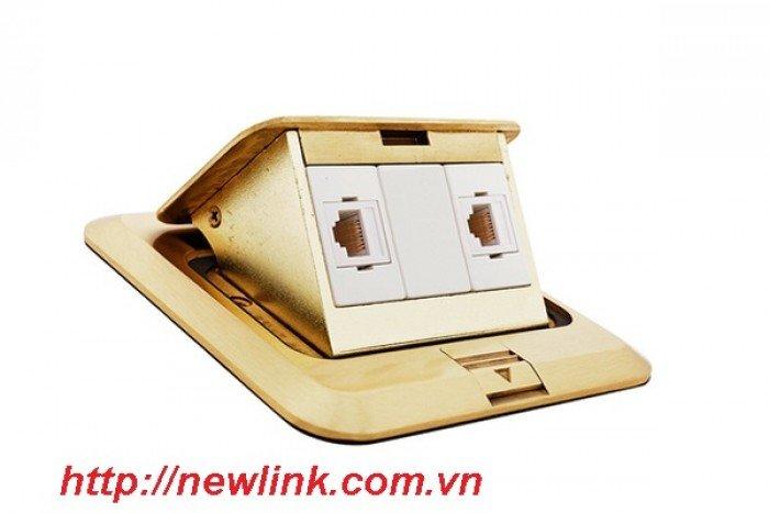 đế âm sàn chính hãng sinoamigo cổng LAN2