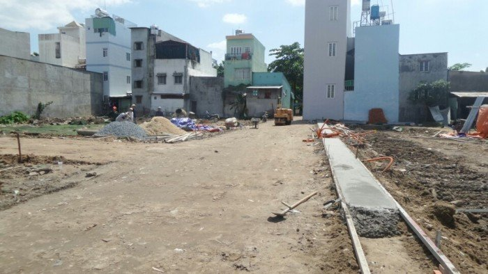 Bán đất tại phường 5, Gò vấp
