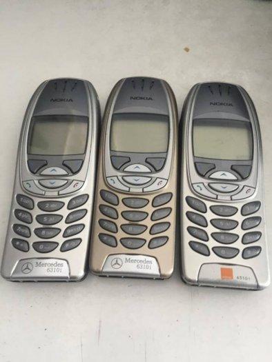 Điện thoại Nokia 6310i Mercedes - Benz  nguyên zin1