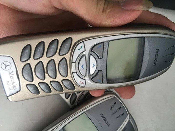 Điện thoại Nokia 6310i Mercedes - Benz  nguyên zin5