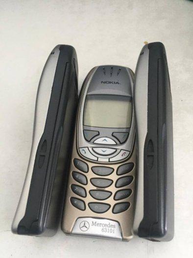 Điện thoại Nokia 6310i Mercedes - Benz  nguyên zin7