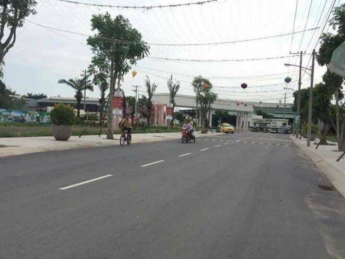 Cần bán nhanh 5 nền đất KDC Xuyên Á gần đường Nguyễn Văn Bứa, Hóc Môn giá rẻ, vừa túi tiền