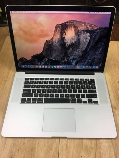 Macbook pro retina 15inch MD975 máy rất mới2