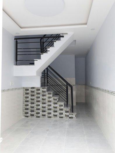 Nhà TX25, DT 3x8m, 1 lầu, đường ô tô vào 5m giá 600tr