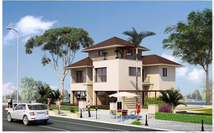 Cần bán gấp lô đất biệt thự 400m2, gần sân golf Đầm vạc, gần khách sạn Dic Star 4* đang được xây dựng