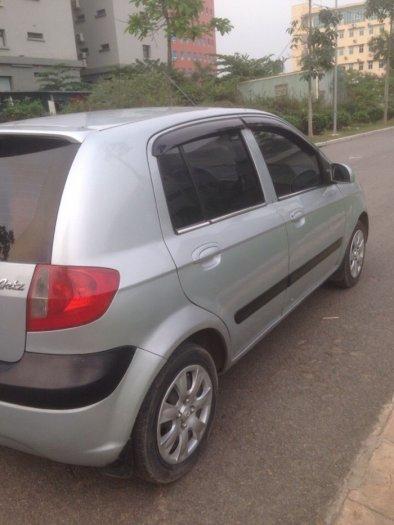 Gia đình cần bán xe hyundai Getz đời 2009, màu bạc, chính chủ, bản đủ. 14